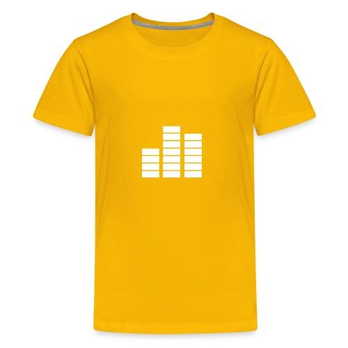 Fouzoradio - T-shirt premium pour ados