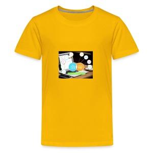 Screen_Shot_2016-11-10_at_7-24-00_PM - Kids' Premium T-Shirt