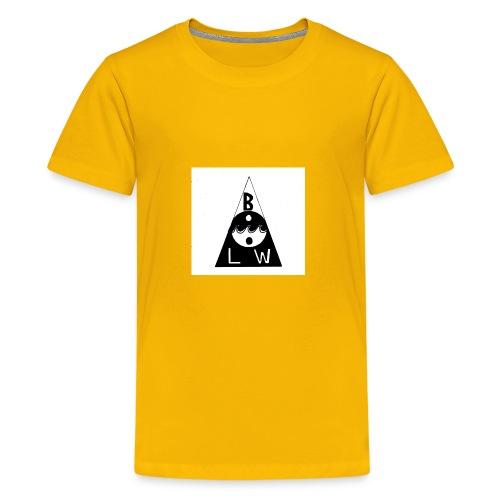 Be Like Water YANG - Kids' Premium T-Shirt