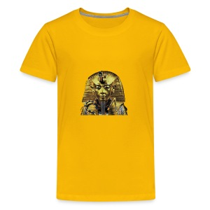 Tutankhamun Pharaoh of Egypt Products and T-shirts - Kids' Premium T-Shirt