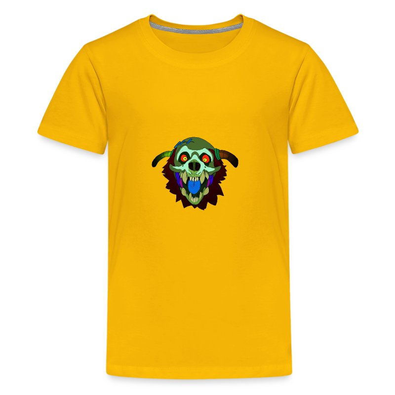 Dr. Mindskull - Kids' Premium T-Shirt