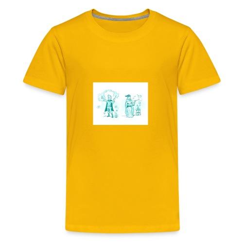 TEST DESIGN - Kids' Premium T-Shirt