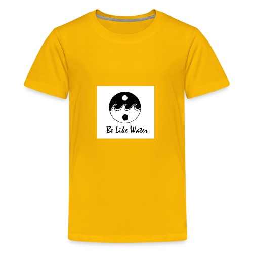 Be Like Water YING - Kids' Premium T-Shirt