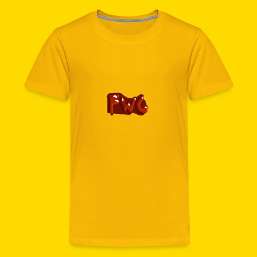 FWG Logo - Kids' Premium T-Shirt