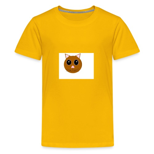 cute_cat - Kids' Premium T-Shirt