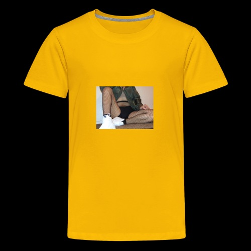 self modeled - Kids' Premium T-Shirt
