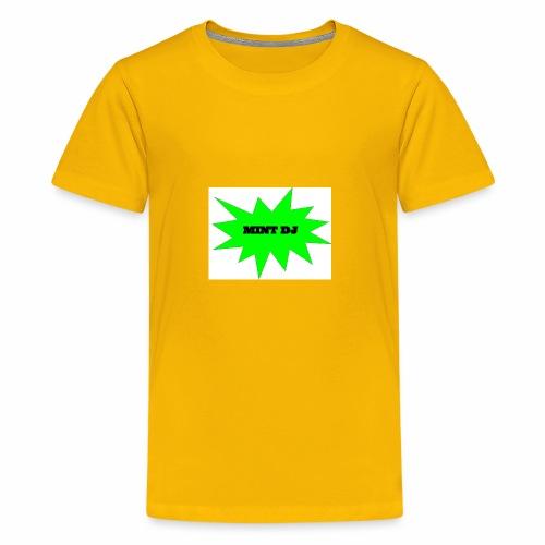 MintDj - Kids' Premium T-Shirt