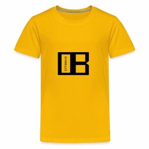 OffBrnd Logo 1 - Kids' Premium T-Shirt