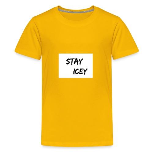 Stay Icey Merch - Kids' Premium T-Shirt