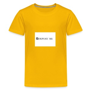 I didn't vote for him - Kids' Premium T-Shirt