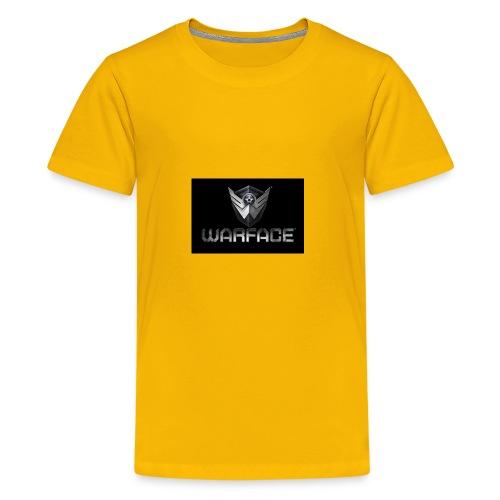 warface-logo - Kids' Premium T-Shirt