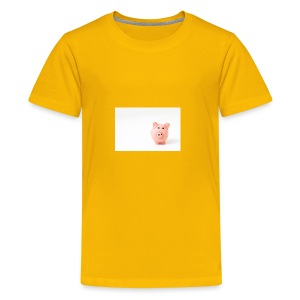 pinky piggy - Kids' Premium T-Shirt