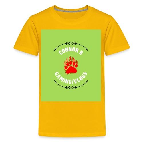 #beabooty - Kids' Premium T-Shirt