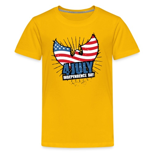 independence day - Kids' Premium T-Shirt