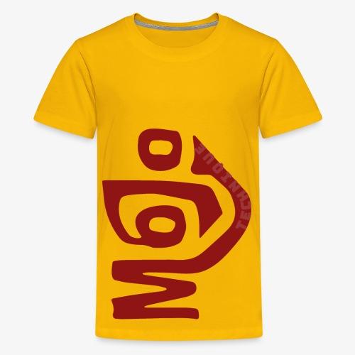 MojoLightRed - Kids' Premium T-Shirt