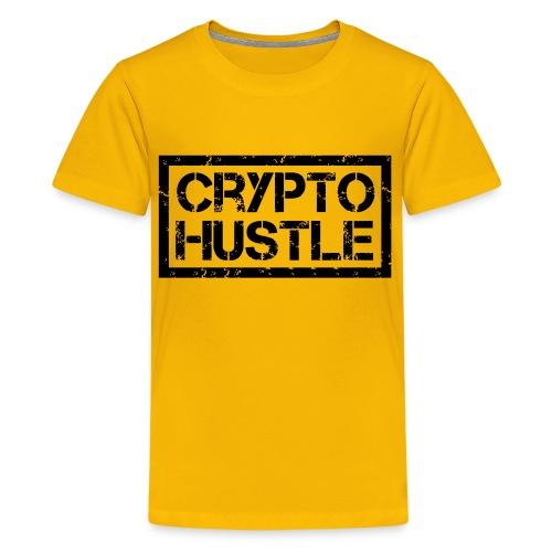 Crypto Hustle - Kids' Premium T-Shirt