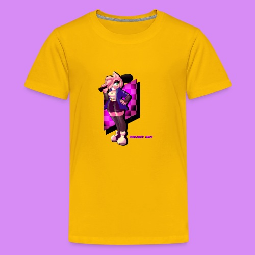 Project Amy : Chilled - Kids' Premium T-Shirt