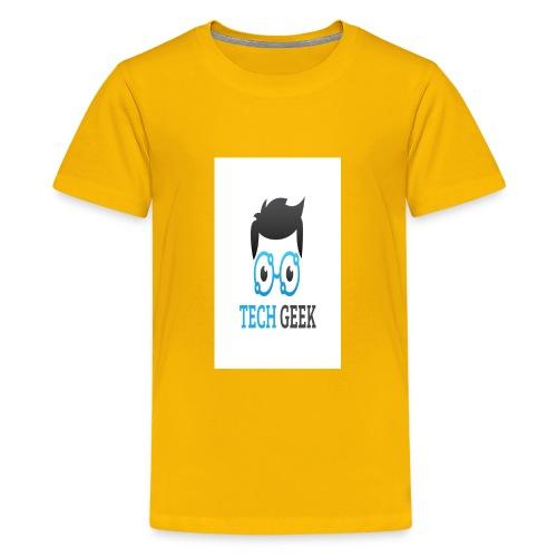 TECH-GEEK T-SHIRT - Kids' Premium T-Shirt