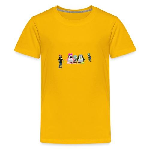 the gangs here - Kids' Premium T-Shirt