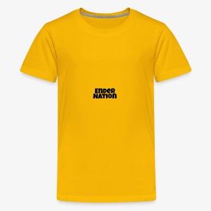 Word logo - Kids' Premium T-Shirt