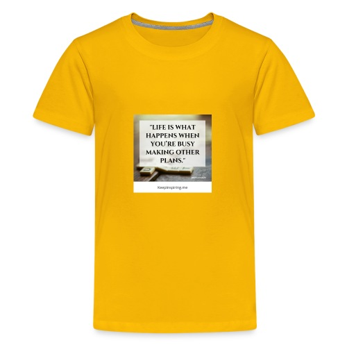 The Meaning of Life - Kids' Premium T-Shirt