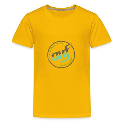 AXF Logo - Kids' Premium T-Shirt