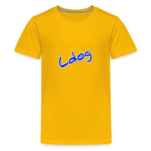 Ldog Logo - Kids' Premium T-Shirt