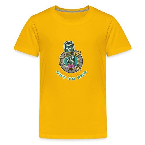 Rock and Roll Luau II - Kids' Premium T-Shirt