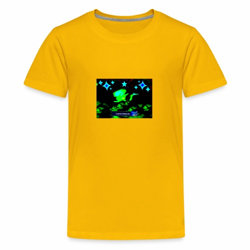 Take off to the stars - Kids' Premium T-Shirt
