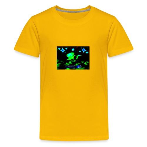 Take off to the stars - Kids' Premium T-Shirt