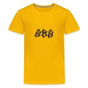 bitcoin - Kids' Premium T-Shirt