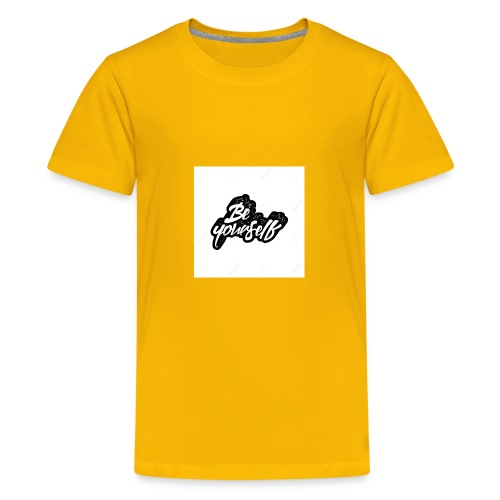 Be yourself - Kids' Premium T-Shirt