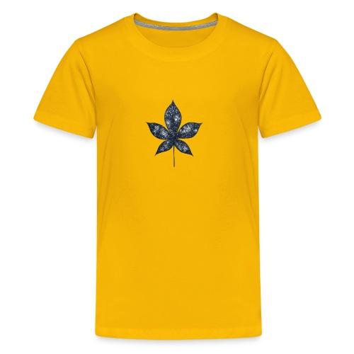 Universe in a Leaf - Kids' Premium T-Shirt