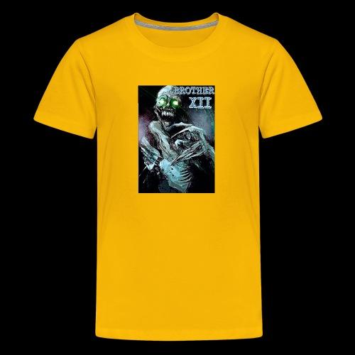 695DDB99 18FB 48A6 8624 C1299A683265 - Kids' Premium T-Shirt