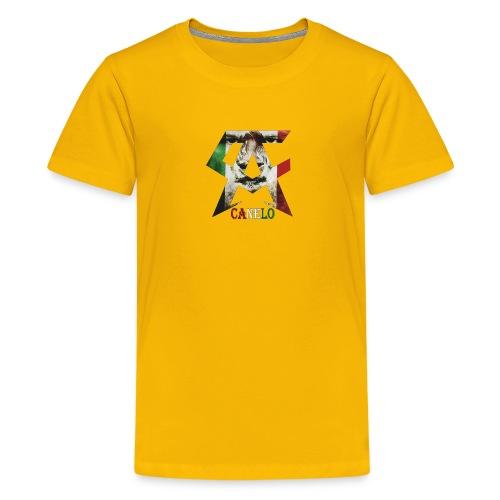 canelo alvarez - Kids' Premium T-Shirt