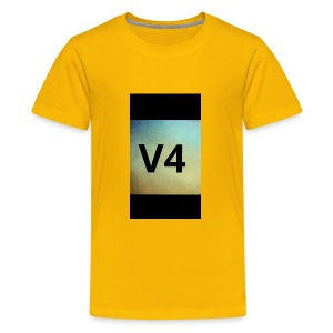 vintage v4 - Kids' Premium T-Shirt