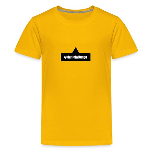 danielwitanga POP TAG - Kids' Premium T-Shirt