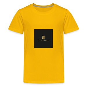 The rich boys embroiderie - Kids' Premium T-Shirt