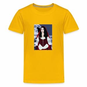 Ruby Wolf - Kids' Premium T-Shirt