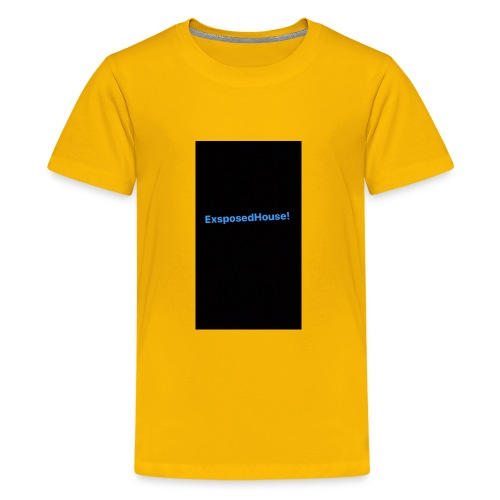 Exposedhouse - Kids' Premium T-Shirt