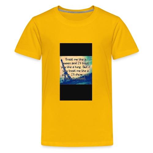 27E0C834 A0C3 4F22 A50F CE305AEAAEF4 - Kids' Premium T-Shirt