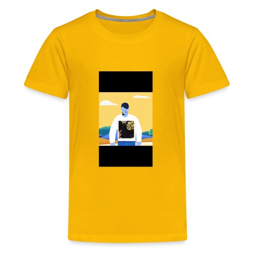 CED458BC 8577 4268 B7C3 1C5F4DFBF04C - Kids' Premium T-Shirt