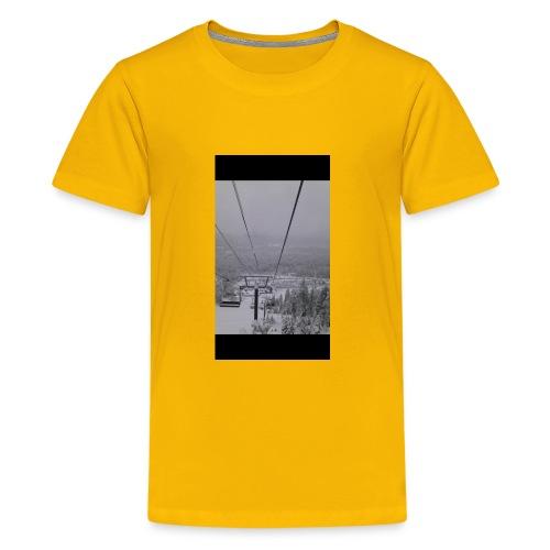 D0BFF902 77AB 4727 8EBA 986CCAA0E68F - Kids' Premium T-Shirt