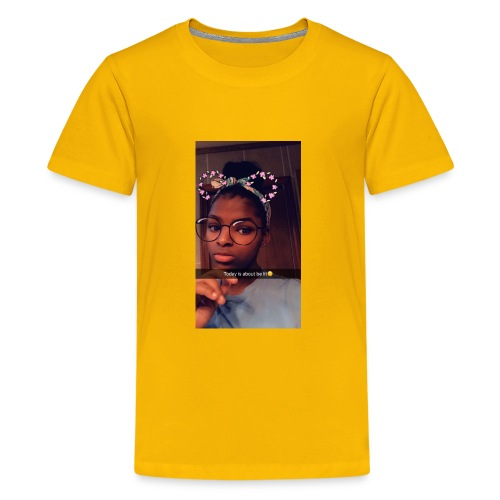 74EF183C CC74 4EAF A7AF D3594321E24F - Kids' Premium T-Shirt