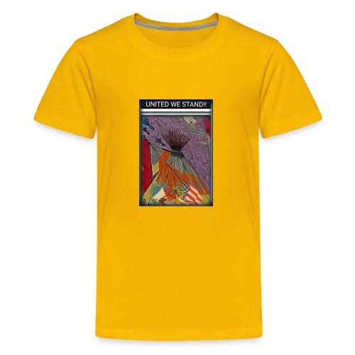 NAVICAN pride - Kids' Premium T-Shirt