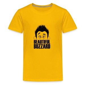 Puppet Phil - Beautiful Buzzard - Kids' Premium T-Shirt