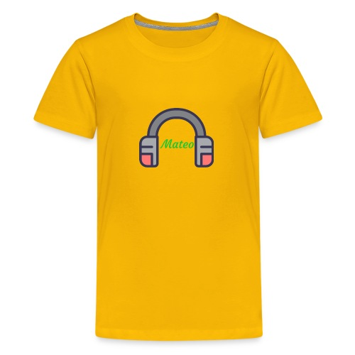 Mateo Logo - Kids' Premium T-Shirt