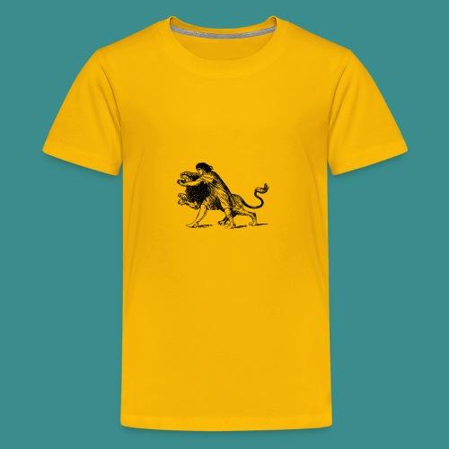 Fighter - Kids' Premium T-Shirt