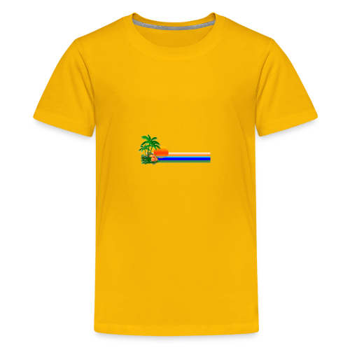 Paradise - Kids' Premium T-Shirt