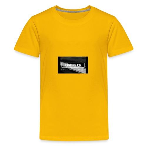 Paino Guy 136 - Kids' Premium T-Shirt